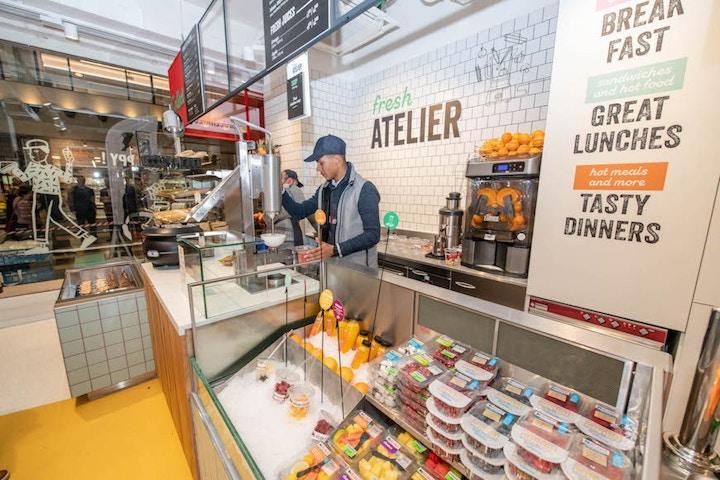 Delhaize Fresh Atelier