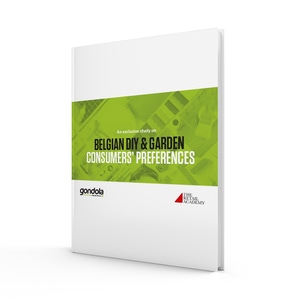 An exclusive study on Belgian DIY & garden consumers' preferences