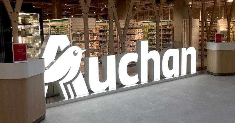 uk cheap sale great deals 2017 sneakers for cheap Visite guidée du nouveau concept 'lifestore' d'Auchan ...