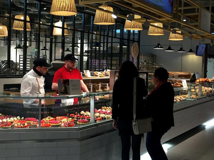 Auchan Luxembourg, lifestore, 2019, boulangerie
