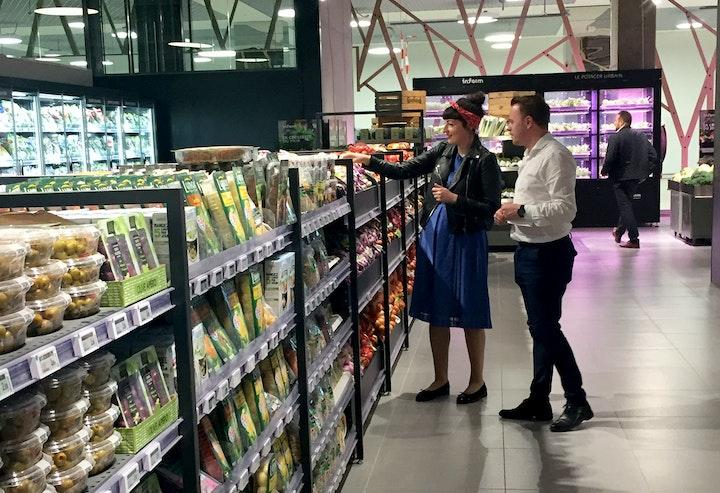 Auchan Luxembourg, Lifestore, 2019