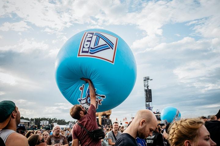 Aldi Nord, Deichbrand Festival 2019