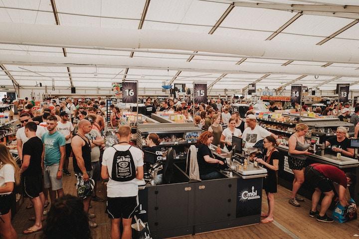 Combi, hurricane festival 2019