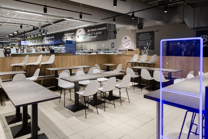 Carrefour Café Evere