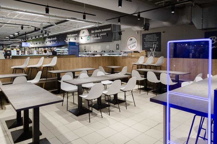 Carrefour Café Evere