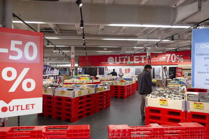 Hypermarché Carrefour Evere