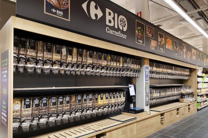 Hypermarché Carrefour Evere, bio