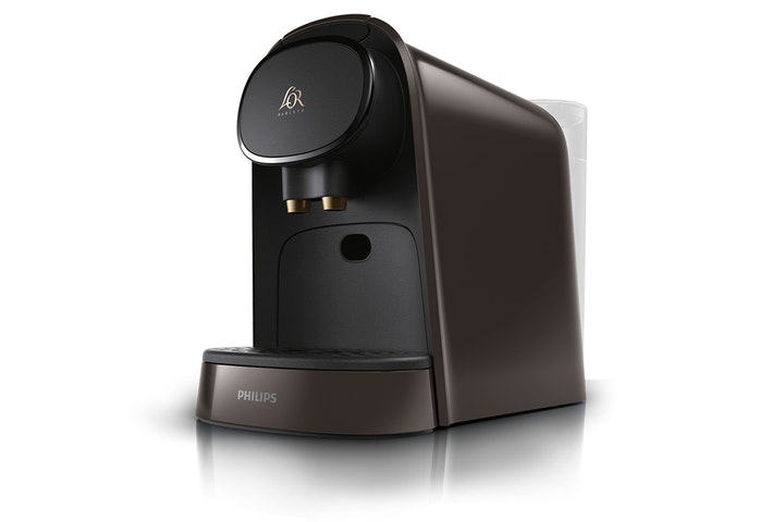 L'Or Barista, de nieuwe koffiemachine die Nespresso-compatibel is, DIN