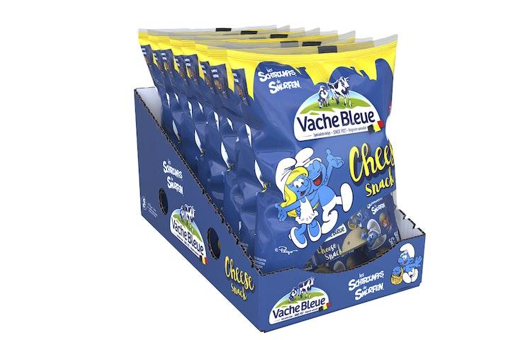 Cheese Snack De Smurfen van Vache Bleue, DIN