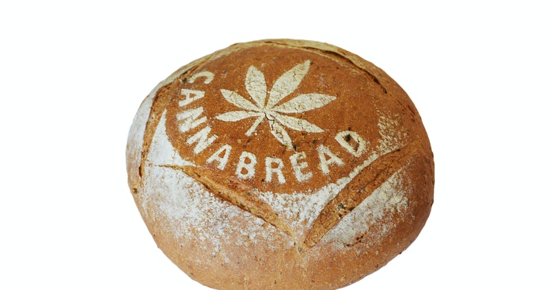 Afbeeldingsresultaat voor cannabisbrood