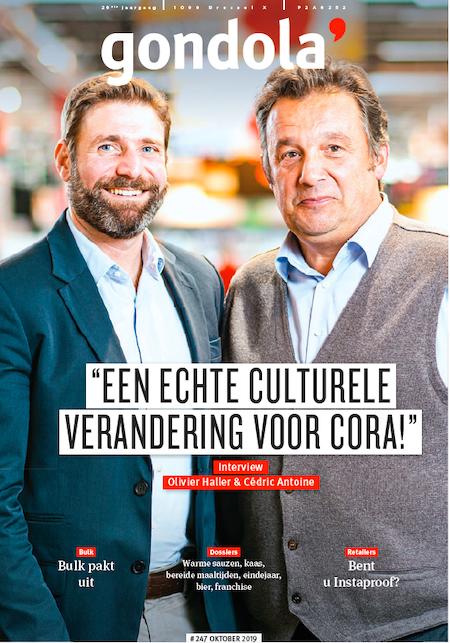 Gondola Magazine, oktober 2019