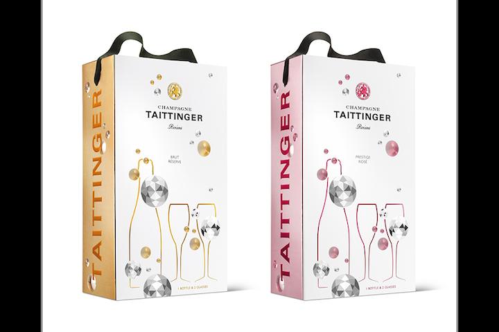 Champagne Taittinger, DIN