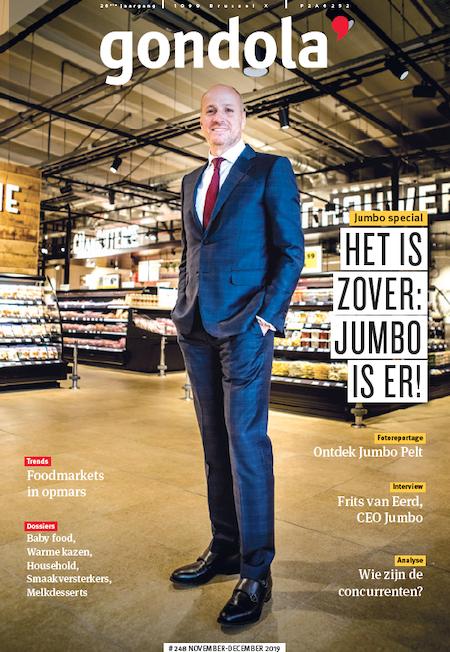 Gondola Magazine november - december 2019