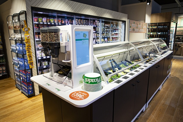 Carrefour Express, nieuw concept, december 2019
