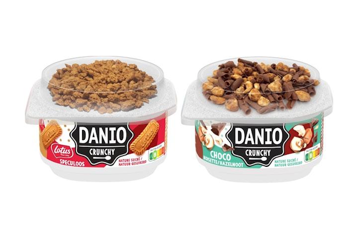 Danio Crunchy, DIN