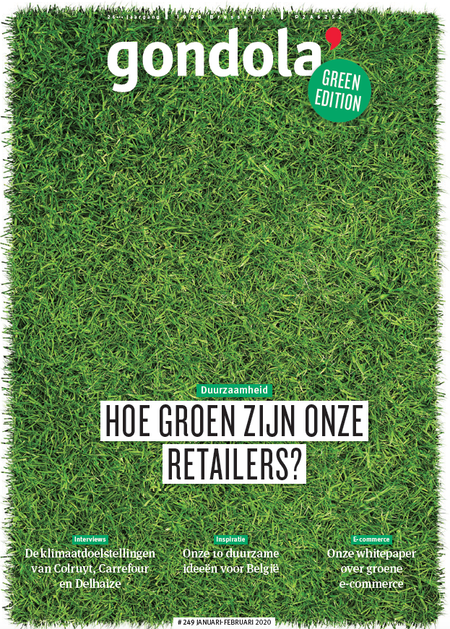 Gondola magazine januar-februari 2020, cover