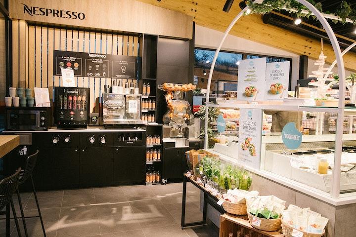 Delhaize Shop&Go
