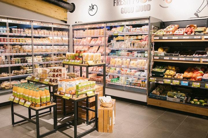 Delhaize vernieuwt zijn Shop&Go-concept