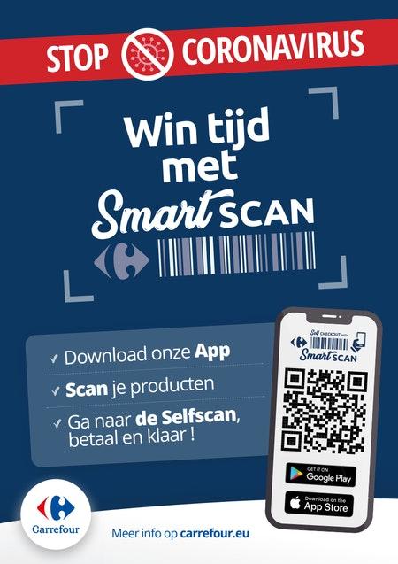 Smartscan, Carrefour