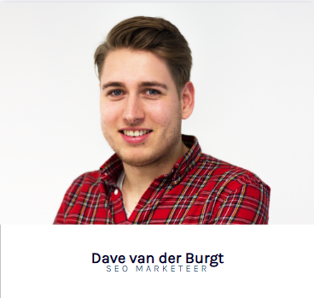 Dave van der Burgt