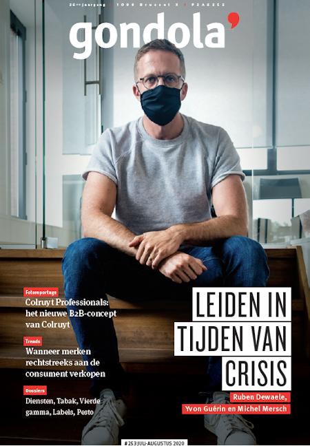 Gondola Magazine juli - augustus 2020, COVER