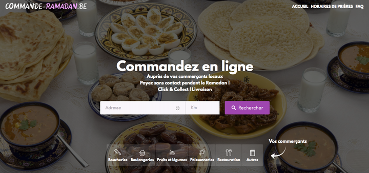 Digicommerce (commande-Ramadan.be)