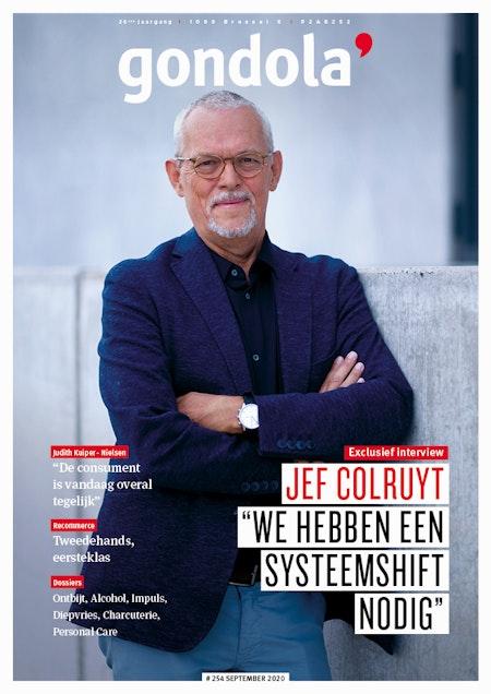 Gondola Magazine, september 2020