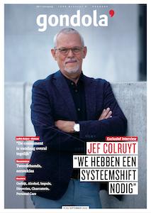 Gondola Magazine Oktober