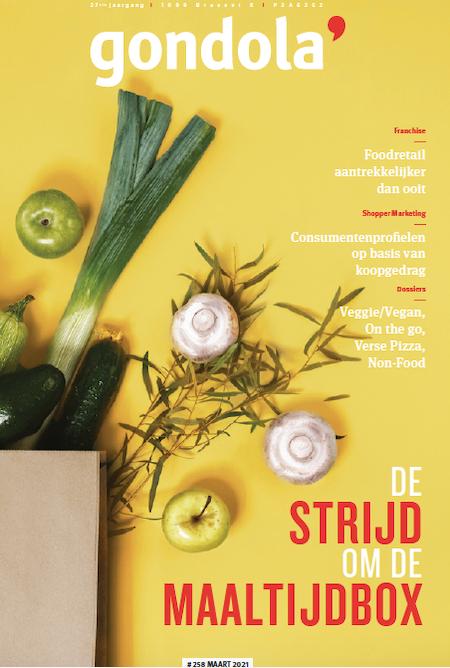 Gondola Magazine maart 2021 NL