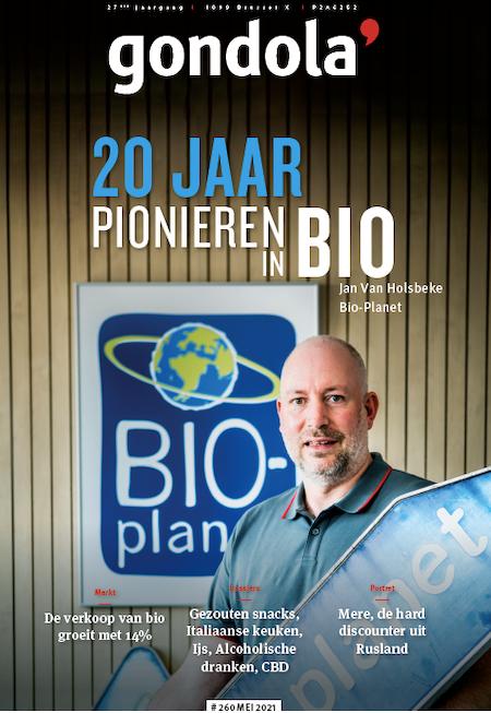 Gondola Magazine mei 2021 NL