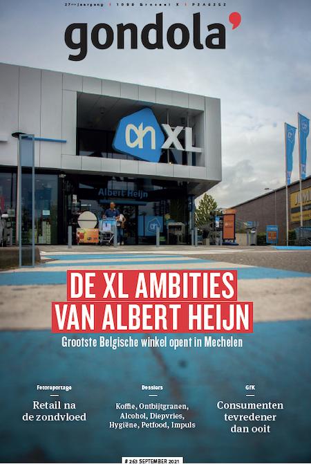 Gondola Magazine september 2021 NL