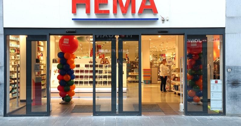 Le propriétaire de Hema veut vendre certains magasins à des